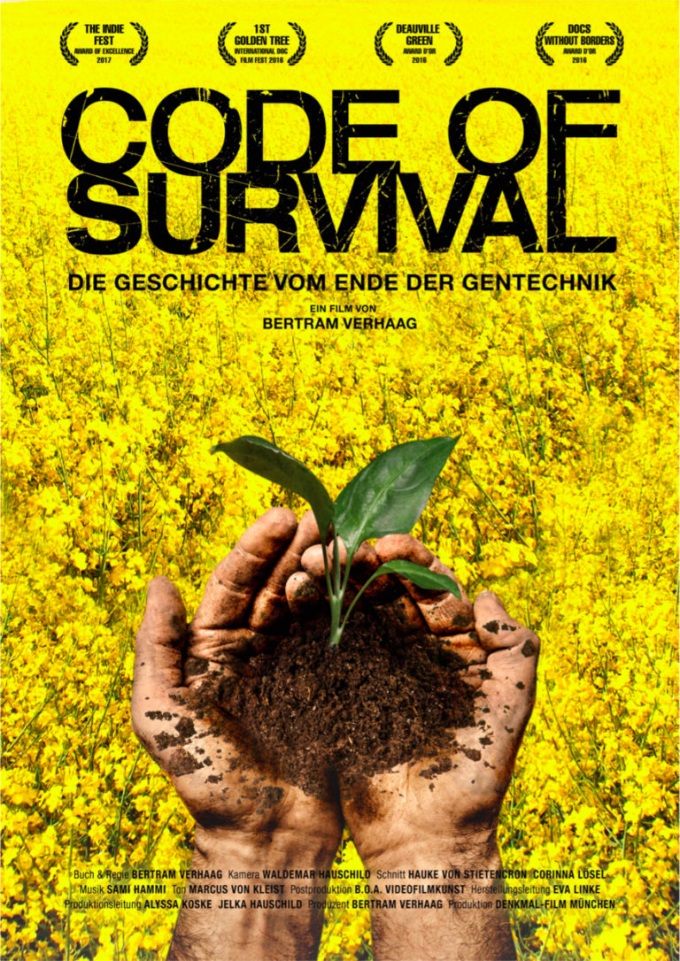 CODE OF SURVIVAL – vom Ende der Gentechnik