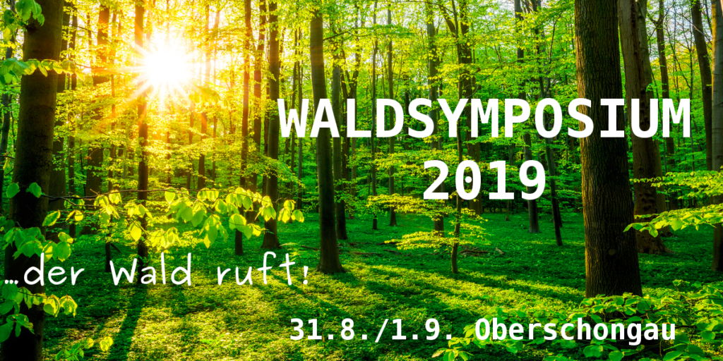 Waldsymposium 2019